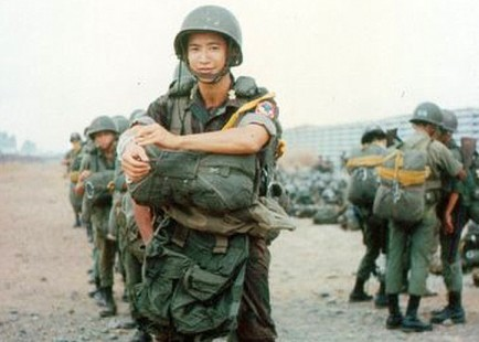 South vietnamese soldier